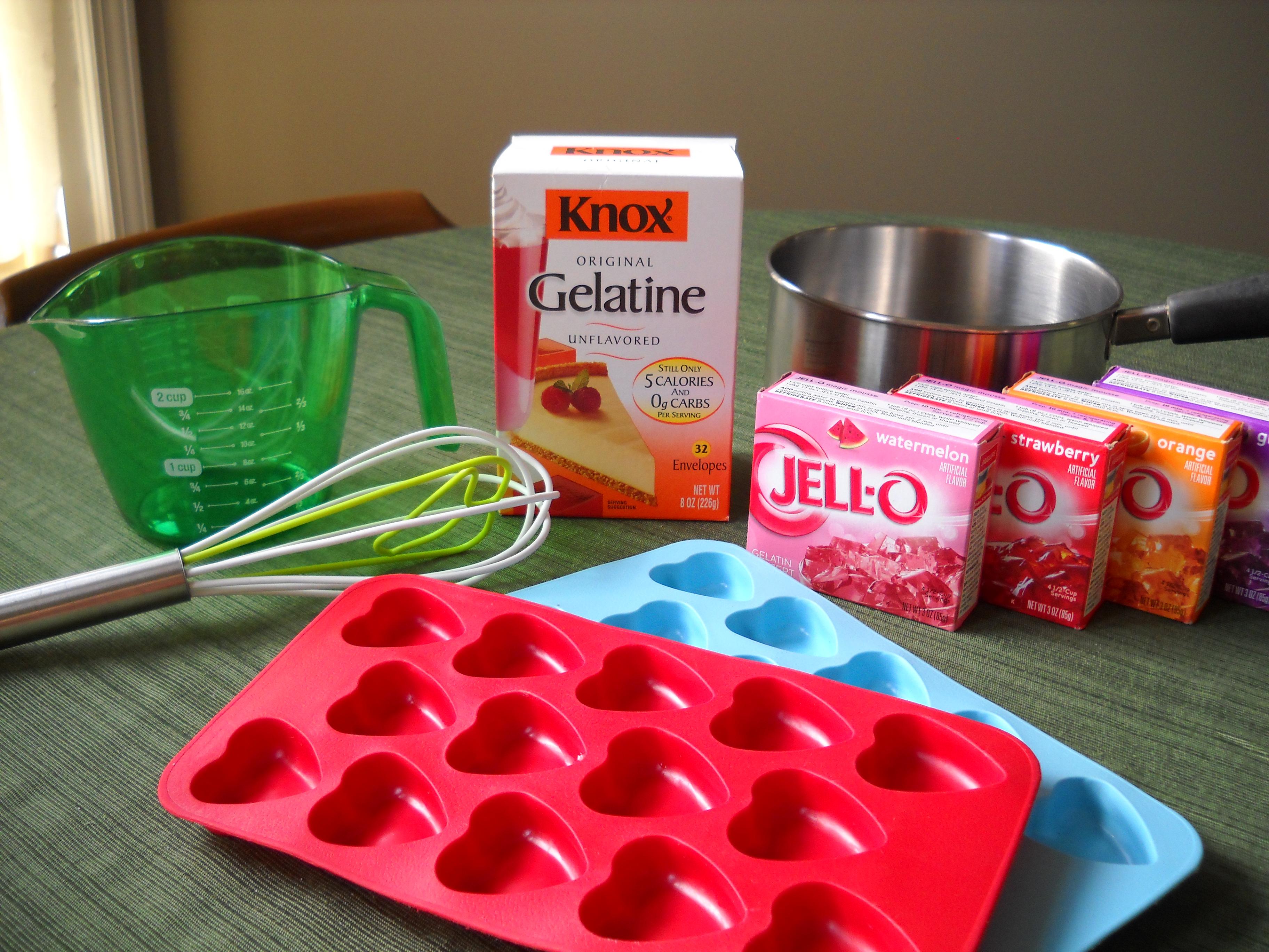 Fruit Jello Cups Jello Fruit Snack Supplies
