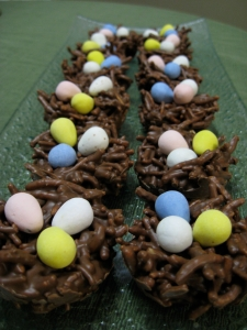 ShinyHappyPeebles' Birds' Nests