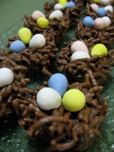 ShinyHappyPeebles's Birds' Nests