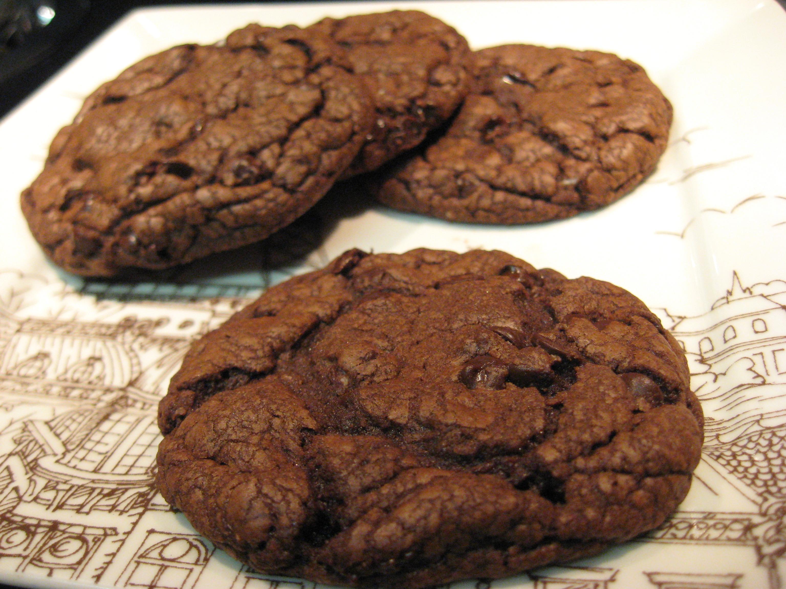 Duncan Hines Devil S Food Cookies